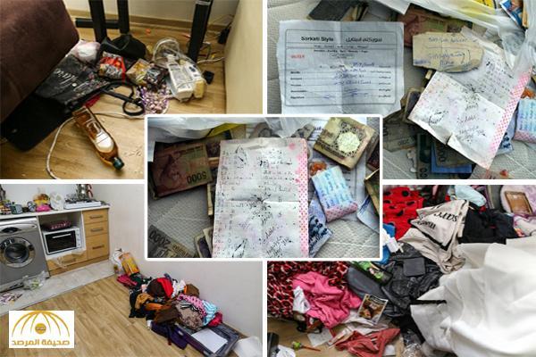 بالفيديو والصور :  هذا ما عثر عليه داخل شقة منفّذ هجوم إسطنبول