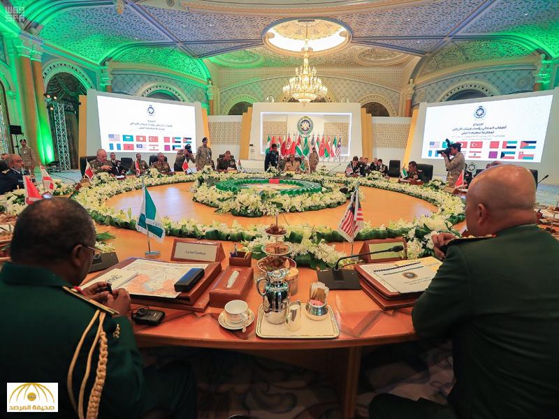 """بـ""""مشاركة 14 دولة"""".. افتتاح """"أعمال مؤتمر دول التحالف ضد تنظيم داعش الإرهابي """" في الرياض-صور"""