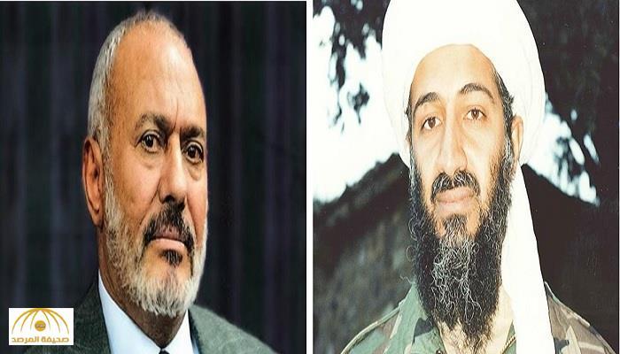 """رسالة على حاسوب بن لادن يصف فيها المخلوع بـ """"المرتد"""" ويكشف عن سر مهادنته"""