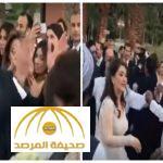 """شاهد..أبرز لقطات حفل الزفاف الثاني لـ""""عمرو يوسف وكندة علوش""""!"""