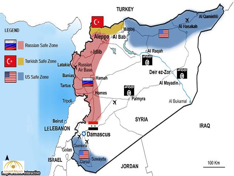 ديبكا: هذه قرارات ترامب نحو سوريا..خروج قوات إيران وحزب الله وإنشاء منطقة آمنة