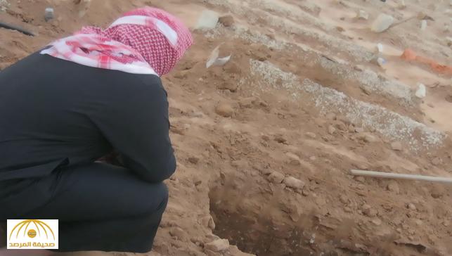 "كويتي يحُشر في ""قبر"" أثناء مشاركته مراسم دفن قريبه!"