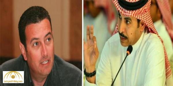 """كاتب سعودي يرد على نائب أردني : """"هين يجيبك الموز يا قرد"""""""