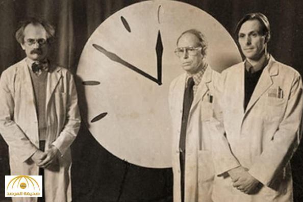 اقتراب ساعة يوم القيامة دقيقة من نهاية العالم!