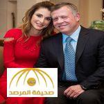 """بالصورة .. هكذا احتفل الملك عبدالله و الملكة رانيا بـ """"الفالنتاين"""""""