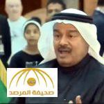 """بالفيديو : الفنان الكويتي """"عبدالرحمن العقل"""" يكشف كيف استقبلته الأسر السعودية إبان الغزو العراقي .. ويوجه رسالة للمملكة !"""