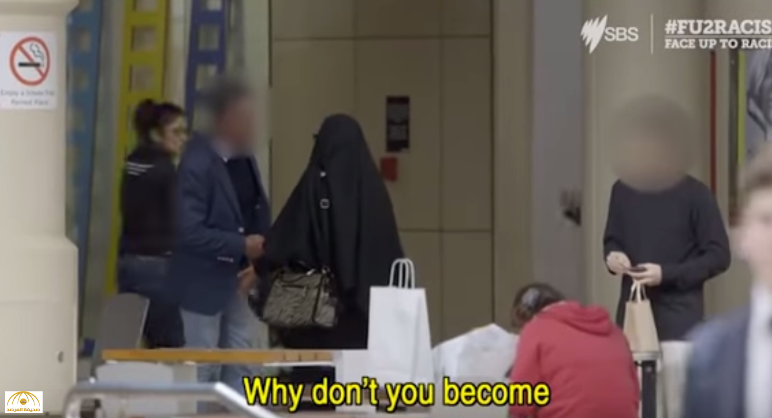 بالفيديو : جربت ارتداء النقاب بأستراليا .. شاهد ماذا كانت ردة الفعل؟