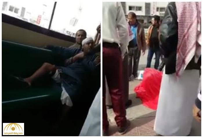 بالفيديو : إطلاق نار داخل مول شهير بالرياض .. وأنباء عن وقوع إصابات