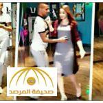 """بالفيديو .. السعودية """"آسيل عمران"""" تذهل الجمهور بتنورة قصيرة و رقص السالسا"""