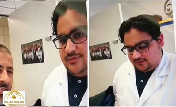 السعودي المرشح كأفضل جراح أنف وأذن بسويسرا يروي قصته.. ويكشف موعد عودته للمملكة!