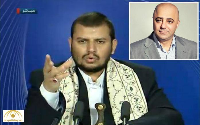 """""""نضع أيادينا على بطوننا"""".. إعلامي أردني يسخر من """"صواريخ الحوثي"""" ويصف حالته !"""