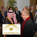 """بالصور : الوزير """"الطريفي"""" يقيم حفل عشاء تكريماً لوزير الثقافة المصري"""