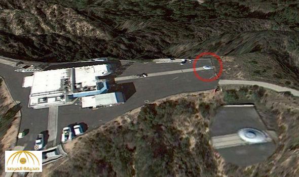 """شاهد : أطباق طائرة تظهر بالقرب من ولاية كاليفورنيا و وكالة """"ناسا"""" تتكتم على الأمر"""