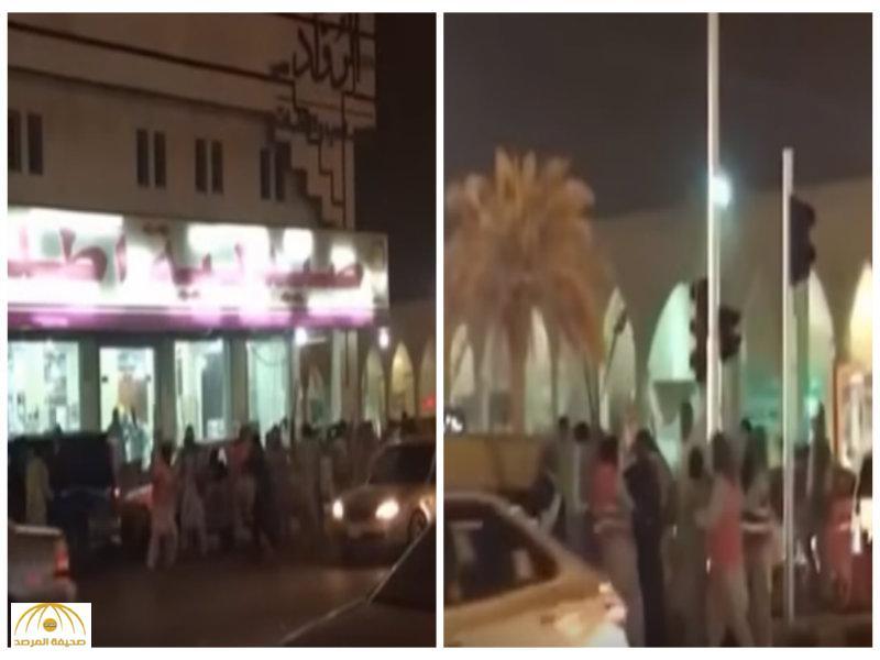"""الإطاحة بالمتورطين في """"مضاربة حي السويدي""""… شرطة الرياض تكشف التفاصيل !"""