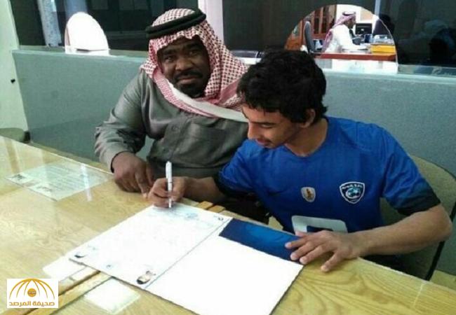 وفاة لاعب بعد يوم من توقيعه عقد مع الهلال