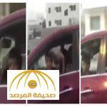 شاهد..فيديو يوثق قيادة طفل لسيارة في مكة.. يثير غضب المغردين!