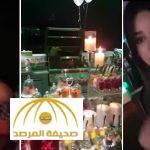 """بالفيديو : لجين عمران تحتفل بعيد ميلاد ابنتها """"جيلان""""بحضور عدد كبير من أفراد عائلتها"""