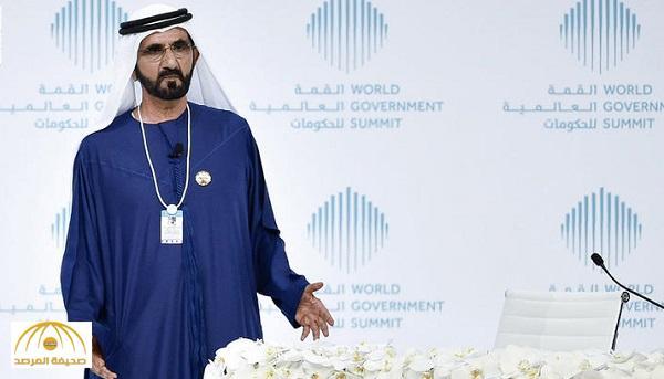 """الرؤية وحدها لا تكفي!..بالفيديو : """"محمد بن راشد"""" يوجه كلمة في القمة العالمية للحكومات بدبي"""