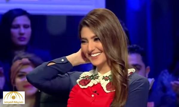 بعد خطوبتها على الهواء مفاجأة غير متوقعة لمريم سعيد .. شاهدوا ردّ فعلها – فيديو