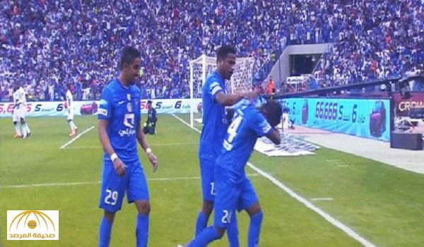 """بالفيديو : """"داب"""" تقليد لمتعاطي الحشيش بدأ ينتشر في الدوري السعودي"""