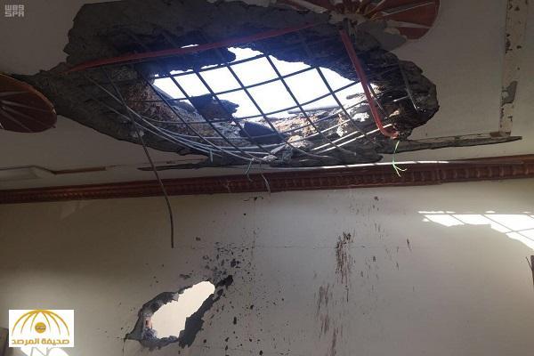 إصابة 4 مقيمين إثر مقذوفات عسكرية أطلقتها عناصر حوثية من اليمن على نجران – صور