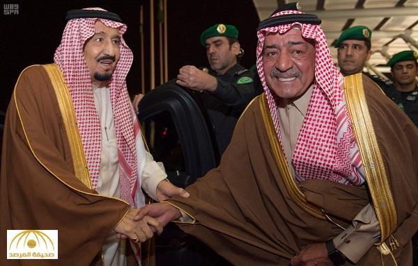 الديوان الملكي : خادم الحرمين الشريفين يغادر الرياض – صور