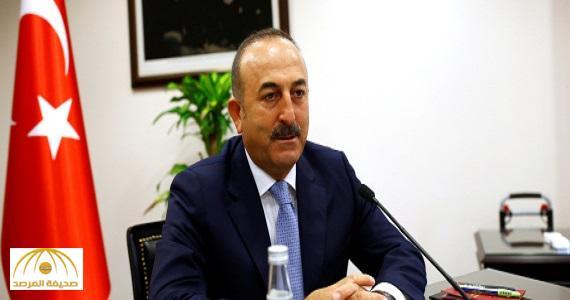 """وزير خارجية تركيا يشتم ويهدد نظيره اليوناني ويصفه بــ""""الطفل الوقح"""""""