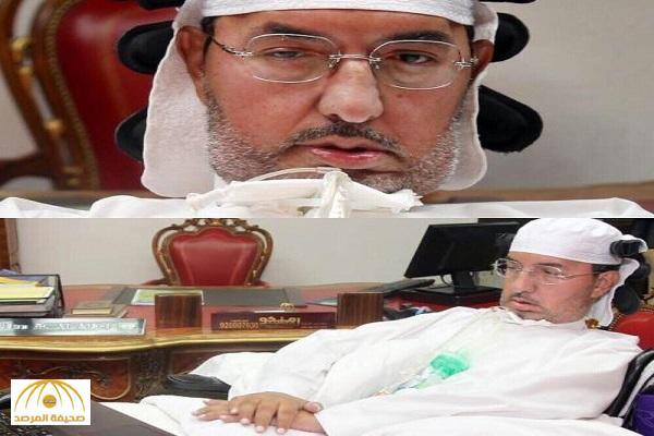 """بالفيديو : تعرف على قصة السعودي """"سلطان العذل"""" .. مصاب بمرض نادر يدير شركات شهيرة بـ """"عينه"""" فقط"""
