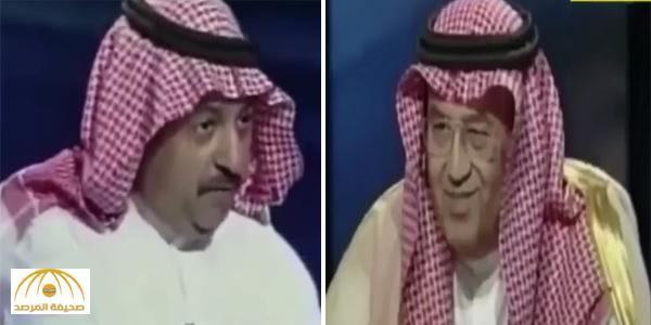"""فيديو نادر .. """"القصيبي"""" يكشف لحظات """"مختلفة"""" في حياة الملك فهد .. """"اتخذ قرارات غير مقتنعًا بها لهذه الأسباب"""" !"""