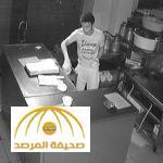 كاميرات المراقبة فضحتهم .. بالفيديو : صوماليون يسرقون مطعما بجدة
