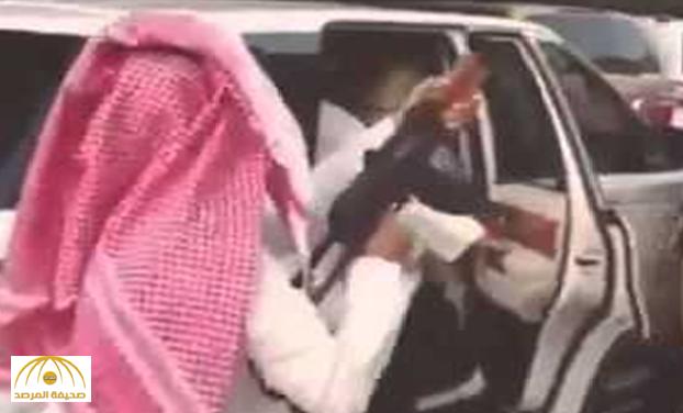 """تحصن بمنزله.. """"سكران"""" بسلاح رشاش يصيب مواطنين بـ """"فيفاء"""" !"""