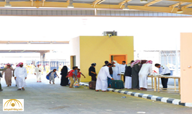 على الرغم من منع السلطات لهم.. الكشف عن أسباب دخول العائلات السعودية إلى اليمن رغم الحظر !