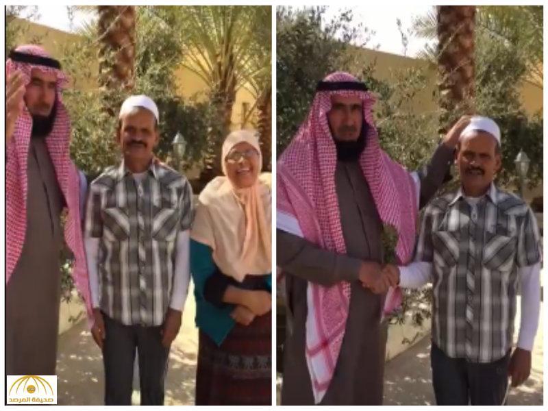 بالفيديو:تعرف على قصة مواطن سافر إلى أبو ظبي لإطلاق سراح هندي!