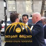 """بالفيديو.. لحظة تعرض اللواء """"أحمد عسيري"""" لمحاولة اعتداء في لندن"""