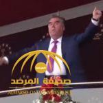 فيديو لرئيس طاجيكستان وهو يرقص يشعل مواقع التواصل