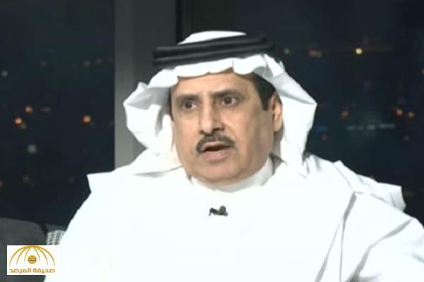 بالفيديو .. الكاتب أحمد الشمراني : لو أنا مكان الأمير فيصل بن تركي والله ما أجلس يوم في النادي!