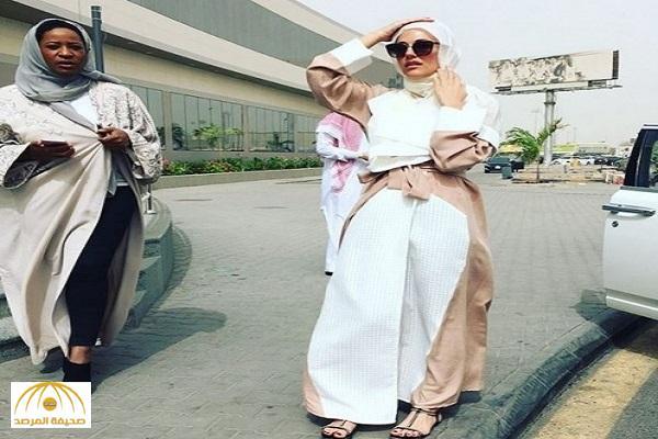 """بالفيديو : """"السلطانة هويام"""" تزور الرياض وجدة في أحدث حملاتها الترويجية.. هذه رسالتها للسعوديين!"""