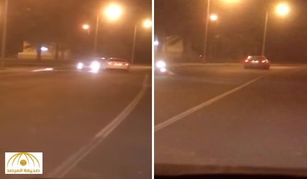 تسببت في حادث مروع .. شرطة مكة تقبض على فتاة ظهرت في فيديو تقود سيارة بالقنفذة