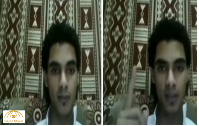 """بالفيديو .. شاب يهدد كل """"سعودية"""" تقود سيارة بالتحرش بها !"""