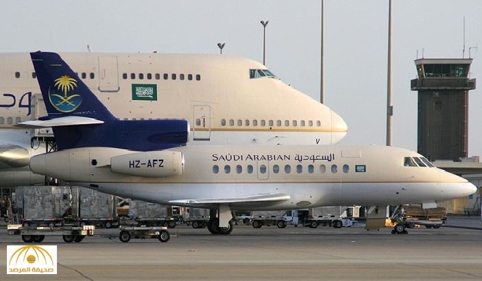 اتهمتهم بترفيع درجات الركاب وإهدار المال.. الخطوط السعودية تحيل موظفيها للتحقيق !