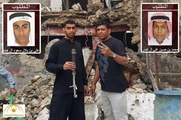 مطلوبان أمنيان يظهران في حي المسورة بالعوامية بعد عملية أمنية – صورة