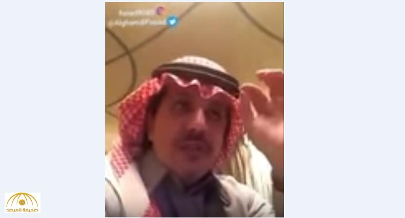 وصفه بنادي الرئيس وأصدقائه..عضو شرف نصراوي سابق يهاجم فيصل بن تركي ويطالبه بالرحيل – فيديو