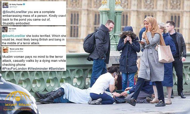 """""""الضحية ملقاه على الأرض وغارقة في الدماء"""".. ماذا فعلت تلك الفتاة """"المحجبة"""" لتثير كل هذا الجدل؟!"""