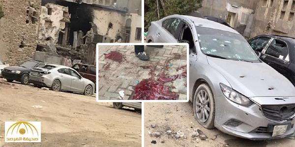 """استمرت لـ 3 ساعات .. بالفيديو والصور : قوات الأمن تداهم حي """"المسورة"""" بالعوامية في عملية أمنية"""