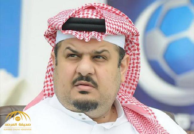 """عراقي لعبد الرحمن بن مساعد:""""إذا فيكم خير تعالوا العبوا بالعراق""""..والأمير يرد!"""