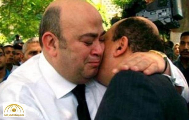"""عماد الدين أديب في رسالة مؤثرة: """"عمرو أديب ينتحر ببطء"""""""