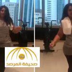بالفيديو : المذيعة الكويتية عائشة البدر تثير الجدل بوصلة رقص داخل صالة رياضية !