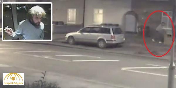 """بالفيديو : رجل يحاول اغتصاب امرأة """"علناً"""" أمام المارة بلندن"""