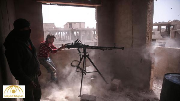 المعارضة تتقدم باتجاه وسط دمشق .. والنظام يقصف الغوطة