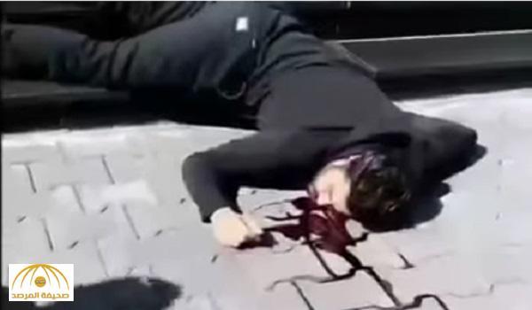 """«فيديو صادم» الحقيقة الكاملة لانتحار الممثل الكويتي """"عبدالله بوشهري"""" من مبنىً عالٍ!"""